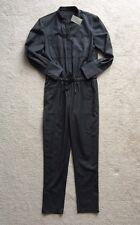 NWT $298 Jcrew COLLECTION Womens 0 Italian Wool Jumpsuit Gray Lightweight Wool