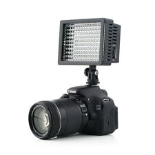 160 LED Light for Studio Video Canon Nikon DSLR Camera DV Camcorder Photo Shoot