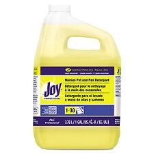 Joy Dishwashing Liquid Lemon One Gallon Bottle 57447EA