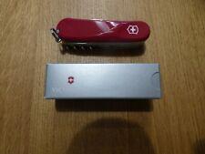 Canif Victorinox Evo S 17 red blocage de lame