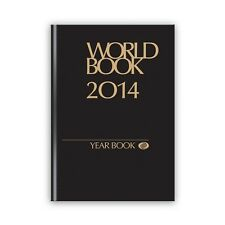 The 2014 Year Book by World Book Encyclopedia