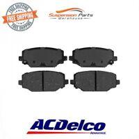 4pcs Rear Brake Pads Ceramic 14D1051CH fits 04-05 Toyota RAV4 2.4L L4