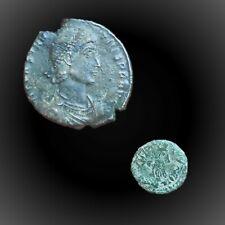 Lot of 2 Mixed Roman Bronze Coins (#480)