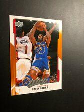 2008 BARON DAVIS  Upper Deck Basketball Card  # 48 Made in USA