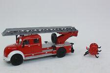 Siku 4114 Feuerwehr Magirus Deutz mit Drehleiter 1:50 NEU in OVP