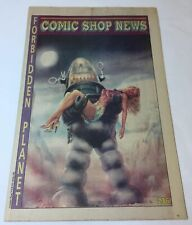 1991 Comic Shop News #236 ~ FORBIDDEN PLANET