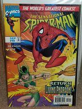 sensational Spiderman  19 vol.1 nm condition