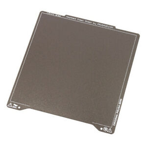 MINI Double-sided Textured PEI Powder-coated Spring Steel Sheet