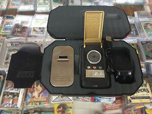 Wand Company Star Trek The Original Series Bluetooth Communicator Used Works