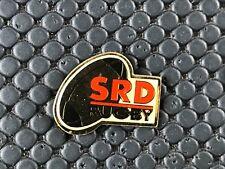PINS PIN BADGE SPORT RUGBY CLUB SRD