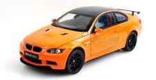 Véhicules miniatures orange cars BMW