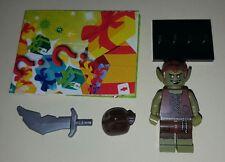 GENUINE LEGO MINIFIGURE SERIES 13 GOBLIN Mint condition