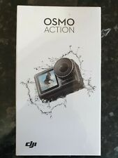 DJI Osmo Action Camera Sports Camera Waterproof 4K Dual Screen - SEALED