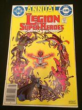 LEGION OF SUPER-HEROES Annual #1 VFNM Condition