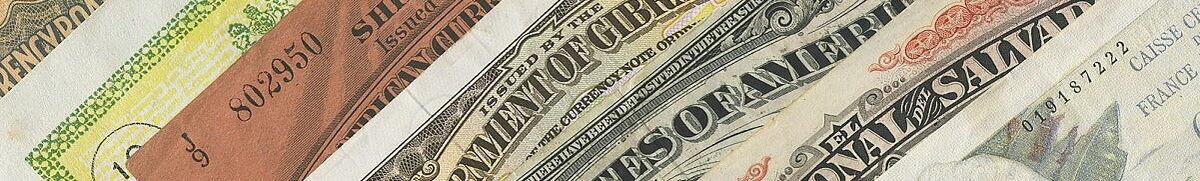 West Norfolk World Paper Money