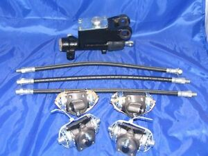 Master, Wheel Cylinders, Hoses 37 38 39 Chevrolet Chevy Car 1937 1938 1939
