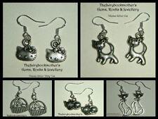 Unbranded Hook Tibetan Silver Fashion Earrings