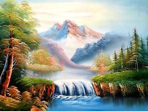 Ölmalerei Malerei Kunst 10 Stück originale Ölmareirei einmalich schlussverkauf
