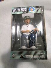 "Factory Sealed LE HOMIES 7"" Willie G Series 1 Wheelchair Gangster Action Figure"