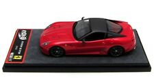 1:43 BBR Ferrari 599 GTO 2010 F1 Red Matt Grey Roof L.E. 599 BBRC35 RARE NEW