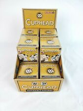McFarlane Toys Cuphead Blind Box Buildable Figures Lot of 10 With Display Box