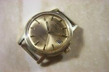 AN OMEGA GENEVE AUTOMATIC CALENDER WRISTWATCH c.1970 (NEEDS A SERVICE)
