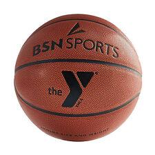 BSN SPORTS™ YMCA® Indoor/Outdoor Basketball - Junior Size (27.5