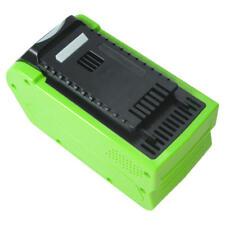 Li-Ion Batteria 40v 4000mah per Greenworks MOTOSEGA 20117 20077 20157 potatore