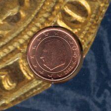 Belgique 2002 1 centime d'euro FDC BU Provenant du BU Belgium
