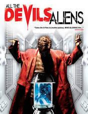 All the Devil's Aliens (DVD, 2015)