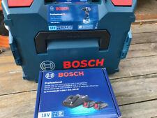 Bosch professional GSR 18v - 60 C Akkuschrauber nagelneu und unbenutzt mit Akkus