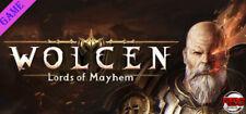 Wolcen Lords of Mayhem PC STEAM ACCOUNT No Key Code Global Digital Region Free