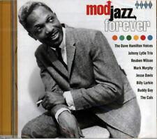 "MOD JAZZ FOREVER  ""60's JAZZ GROOVES FOR THE SHARP SUITED & SOUL-MINDED""  CD"