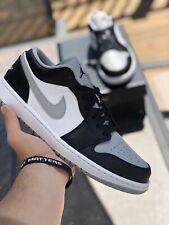 "RARE Nike Air Jordan 1 Low ""Shadow"" (553558-039) US Size 11 BRAND NEW FAST SHIP"
