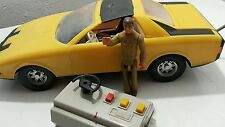 VINTAGE ALFA ROMEO SPIDER ALFETTA CAR TOY 1:12 PIKO GERMANY DDR GDR WITH REMOTE