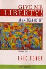 Give Me Liberty! Vol. 2 : An American History Vol. 2,Set by Eric Foner (2008,...