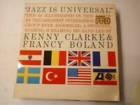 The Kenny Clarke Francy Boland Big Band – Jazz Is Universal - Vinyl LP