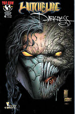 WITCHBLADE E DARKNESS N°  4