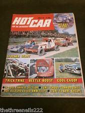 HOT CAR - TRICK TRIKE - JULY 1973