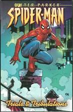 Marvel Peter Parker Spider-Man Trials Tribulations TPB
