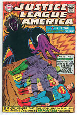 JUSTICE LEAGUE OF AMERICA    59     GLOSSY  VG-FN COPY