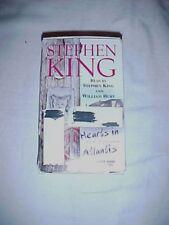 Hearts in Atlantis by Stephen King (1999, Unabridged...