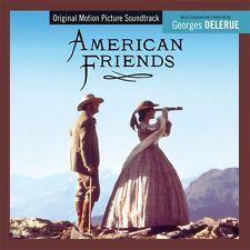 AMERICAN FRIENDS (MUSIQUE DE FILM) - GEORGES DELERUE (CD)