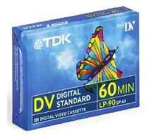 TDK Camcorder Tape