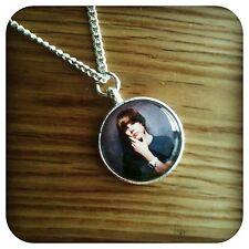 ** ** Justin Bieber collier pendentif Pop Star