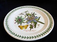 """Portmeirion BOTANIC GARDEN Blue Passion Flower Dinner Plate 10.5"""" England"""