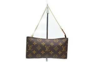 Louis Vuitton Accessories Pouch  Browns Monogram 1604232