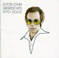 Elton John - Greatest Hits 1970-2002 [New CD] Argentina - Import