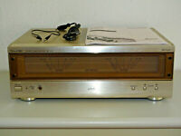 Technics SE-A1010 Stereo Power Amplifier / Verstärker inkl. BDA, 2J. Garantie