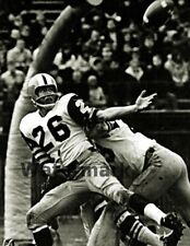 CFL HOF Garney Henley Hamilton Tiger Cats Game Action 8 X 10 Photo Picture